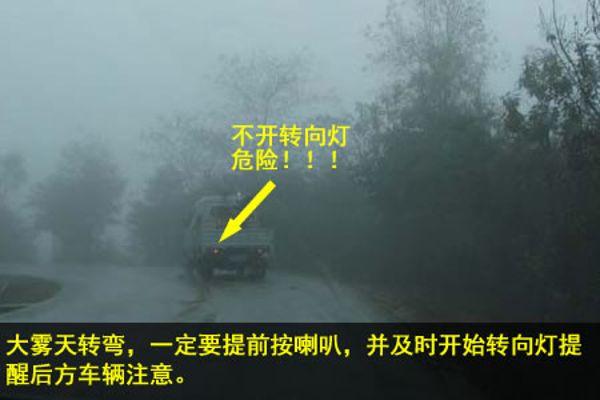 开车过弯道的时候应该注意些什么?